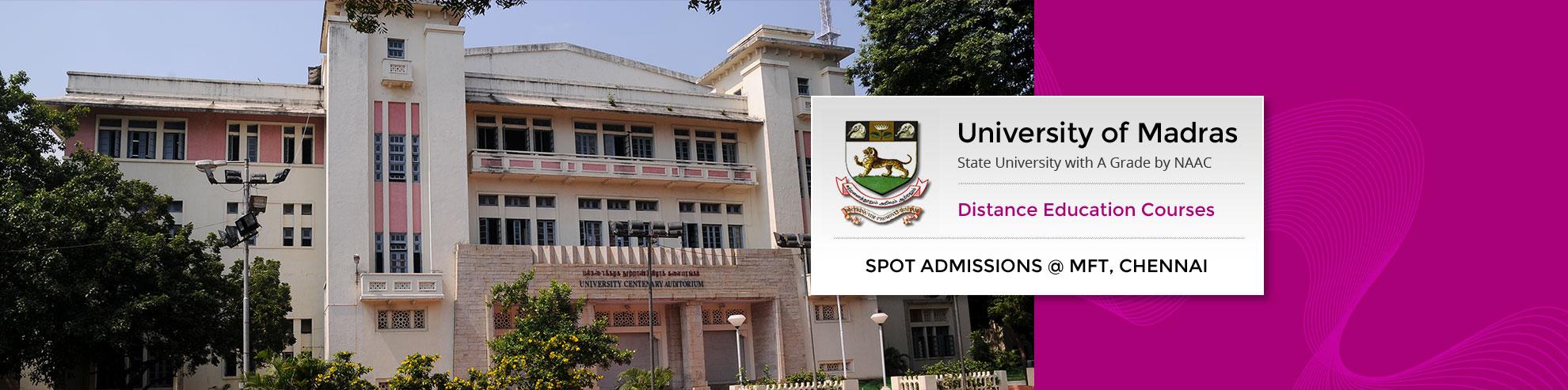 Tamilnadu Open University | University | Correspondence